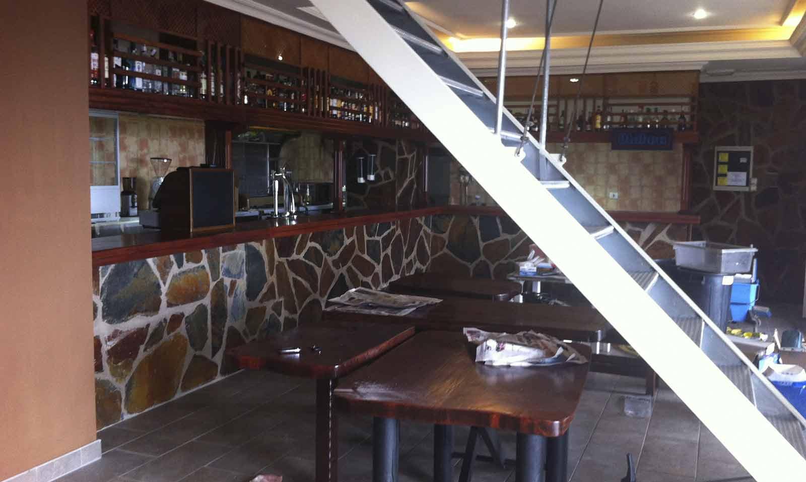 Reforma Cafetería Donde Alberto